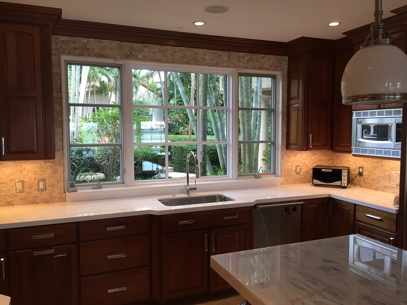 Jmacdesign kitchen remodeling in palm beach gets smarter for Complete kitchen remodel price