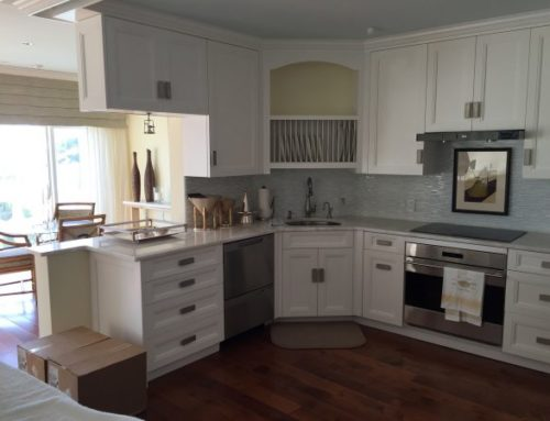 What Are The Advantages Of Installing Custom Cabinets?